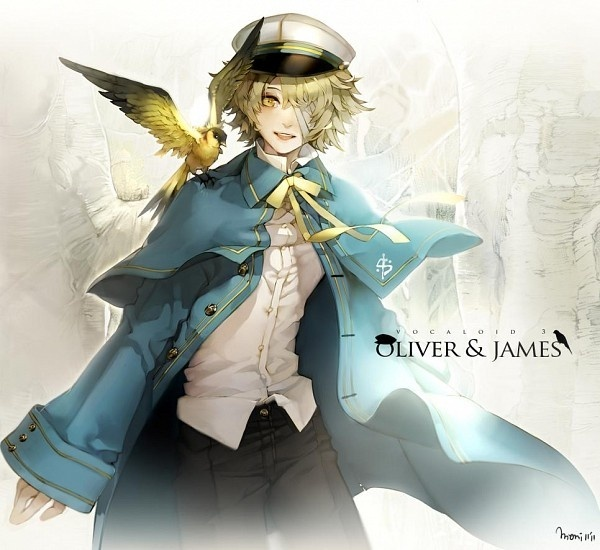 """Vocaloid Oliver, also known as the voice of Puppycat from """"Bee and Puppycat""""."""