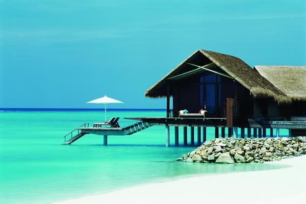 Water villa, Maldives! I must go here one day!