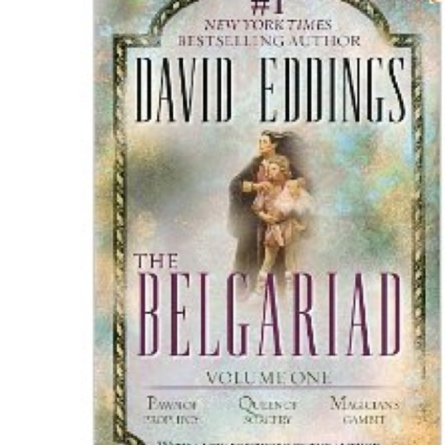 63 best books and authors good reads images on pinterest the belgariad volume pawn of prophecy queen of sorcery magicians gambit fandeluxe Gallery