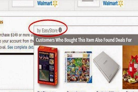Ads by EasyStore virus est un programme publicitaire illégitime qui se attache généralement avec toutes sortes de navigateurs Internet tels que Firefox, Google Chrome, Internet Explorer et Opera. Il apportera tous les changements possibles sur vos paramètres par défaut du navigateur