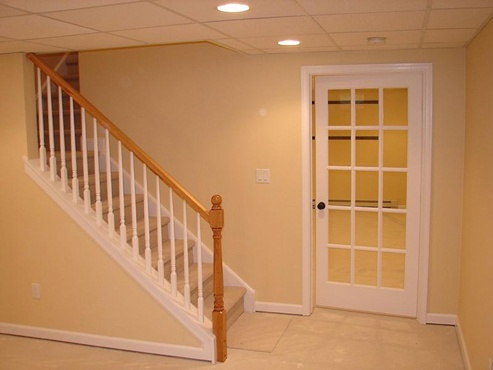17 Best Images About Basement Staircase Ideas On Pinterest