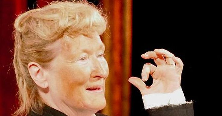 Meryl Streep transformation into Donald Trump is deeply disturbing