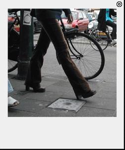BETAMAXXX concete midgetgolf hole Eindhoven 2003