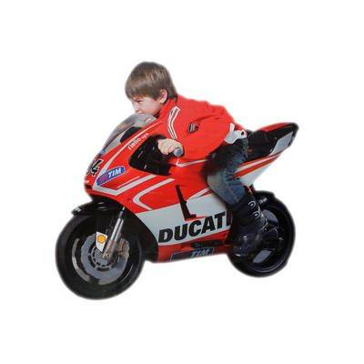 Electric Ducati Gp Desmosedic Ride-On Motorbike 12
