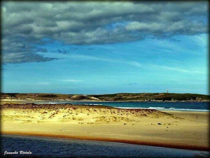 Spain, Galicia, A Coruña, Ferrol, Valdoviño Beach