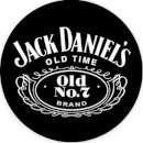 Jack Daniels Edible Icing Image