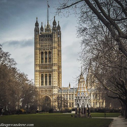 PHOTO: Houses of Parliament in London.