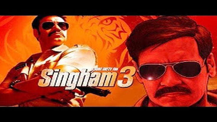 """""""Singham 3 Official Teaser  Ajay Devgn  Kajol Devgn  Rohit Shetty"""" http://youtu.be/itUU26hj3XQ"""