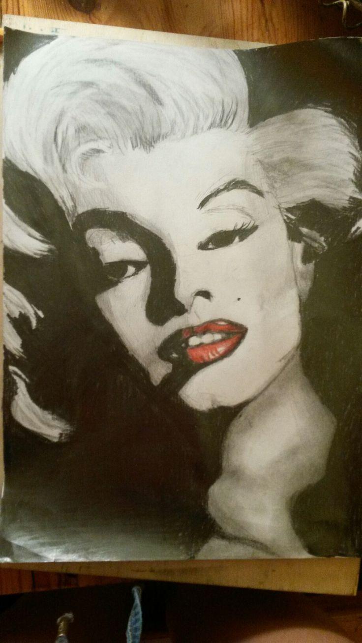 I draw Madonna