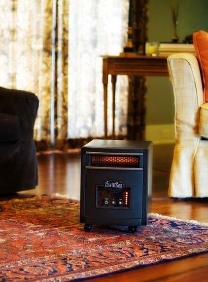 The little heater that could warming surprisingly large Heating large spaces