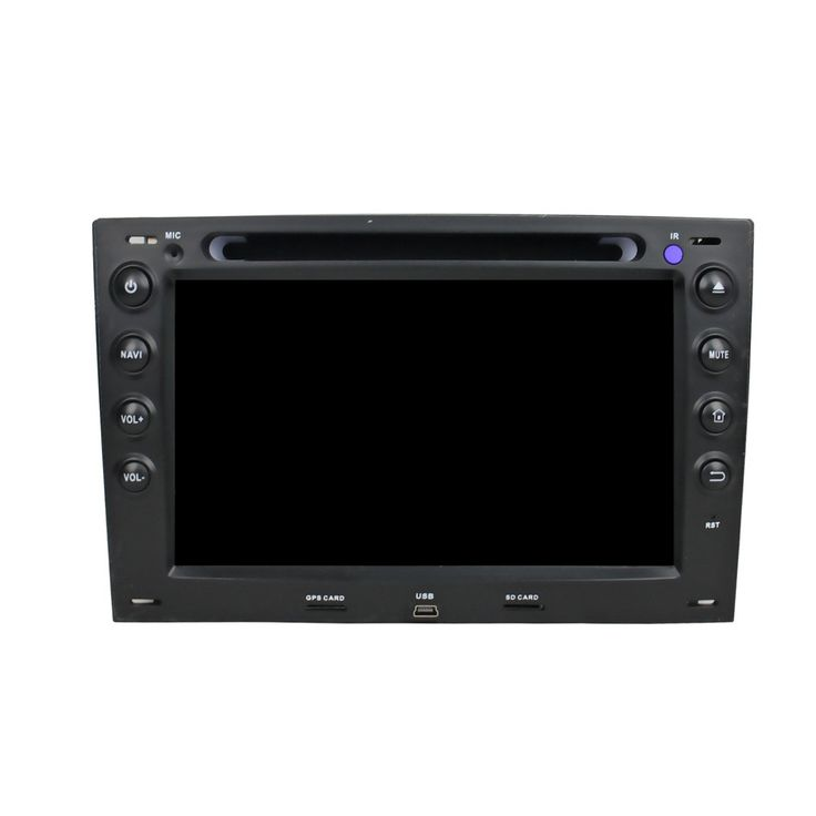 HD 7 Inch 1024x600 2 Din Octa Core Android 6.0.1 Car DVD GPS Navigation Video Player Stereo Radio For RENAULT Megane 2003-2009 #Affiliate