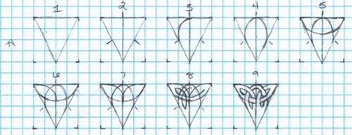 drawing tutorial celtic knot - Google Search