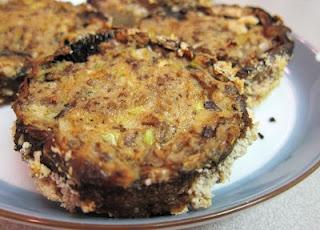 Savory Stuffed Mushrooms: Try Maine Dishes, Meatloaf, Mushrooms Recipes, Savory Stuffed, Savory Vegans, Stuffed Mushrooms, Recipes Vegatarian Vegans Raw, Mains Fil Food, Mushrooms Vegans