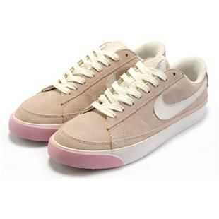 Frankfurt Nike Blazer Low Suede Laced Trainer White Multicolor Sale For Women