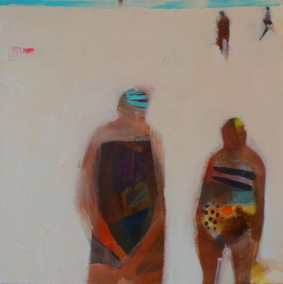Becky Blair: Two Bathers