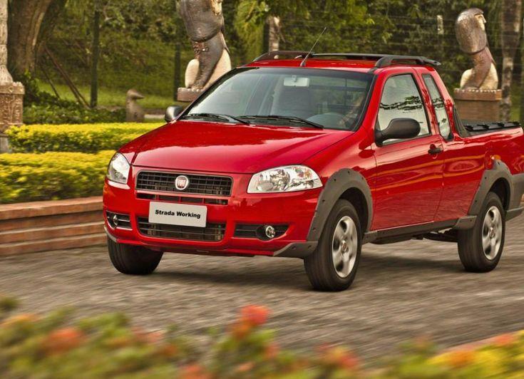 Strada Working CD Fiat price - http://autotras.com