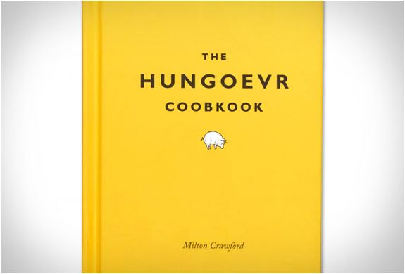 "Oh, yes, party girls...sometimes we overdo it. To the rescue--""The Hungoevr Cookbook""! This should be your Sunday morning handbook :)"