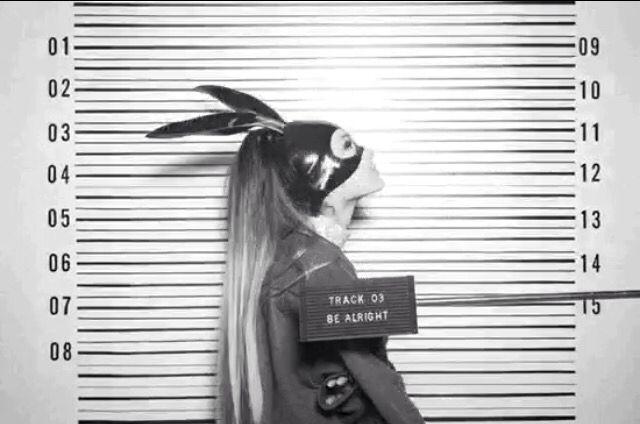 Be Alright photoshoot ☁️
