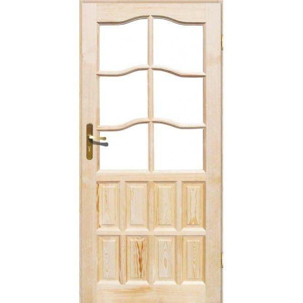 WWW.MOBILIFICIOMAIERON.IT - https://www.facebook.com/pages/Arredamenti-Rustici-in-Legno-Maieron/733272606694264 - 0433775330. Porte interne nuove, imballate e di ottima qualità. Completamente in legno massello di ottima qualità cod 004. Si tratta di Porte costruite con cura e attenzione, e rivendute direttamente a prezzo di Fabbrica. Sia grezze che verniciate #porteinlegno #fabbricaporteinlegno
