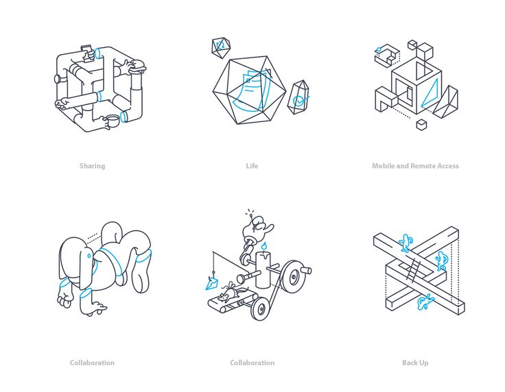 Dropbox-Rhythm-concept by Burnt Toast Creative
