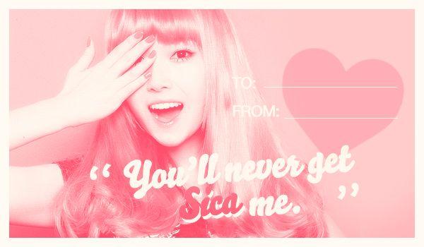 allkpop valentine's day quiz