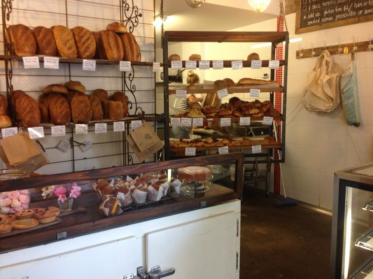 Infinity Sourdough Bakery in Manly, NSW - a great spot for gluten free treats, fresh bread and the best chai.