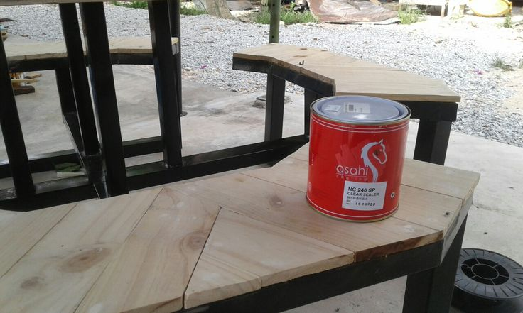 picnic round table and sanding sealer  kitchen appliances