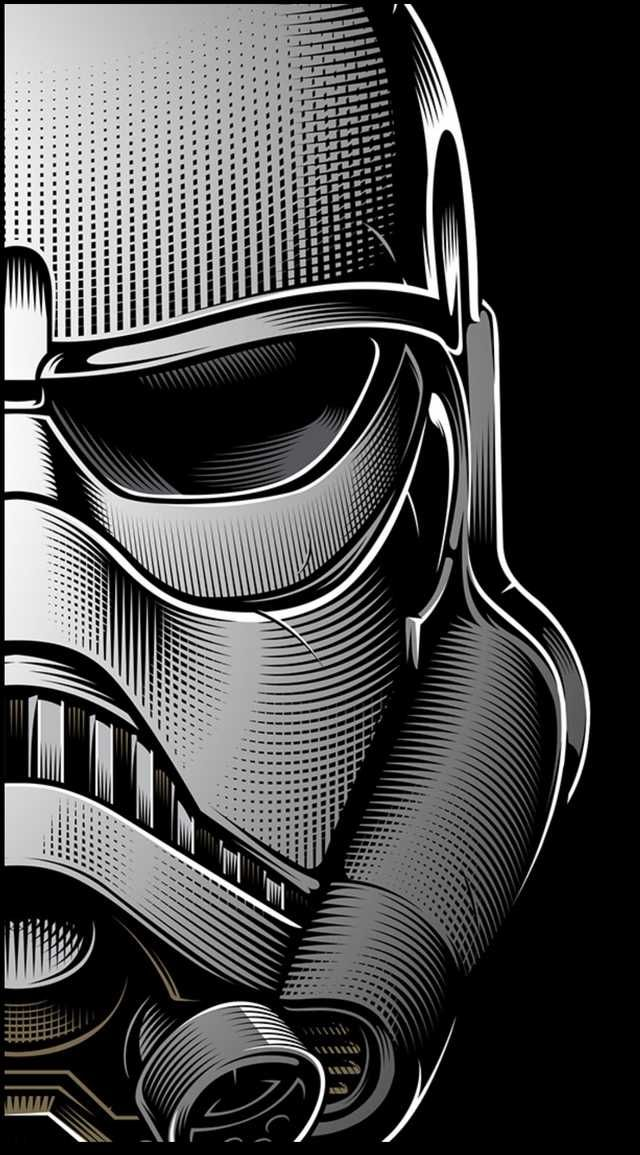 Wallpaper Star Wars Painting Star Wars Pictures Star Wars Wallpaper