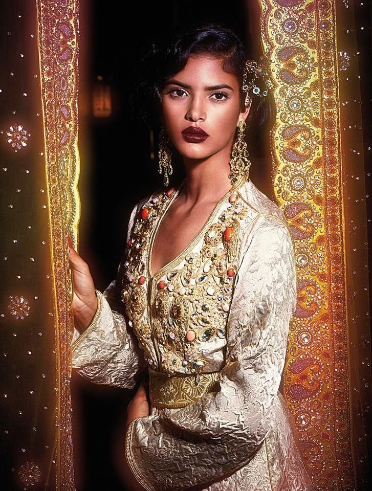 Moroccan #Morocco Caftan #MuslimWedding, www.PerfectMuslimWedding.com