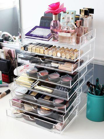 makeup organizer - Google Search