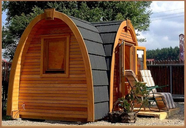 34 best camping pods from log cabins lv images on for Kirkenes snow hotel gamme cabins