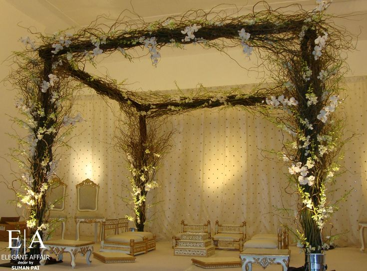 The 32 best gazebo mandaps images on pinterest indian bridal curly willow square mandap orchids indian decor contemporary mandap garden mandap curly willowgarden themegazebowedding junglespirit Image collections