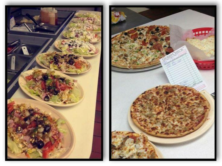 Pizza John's Pizza, Derby, KS