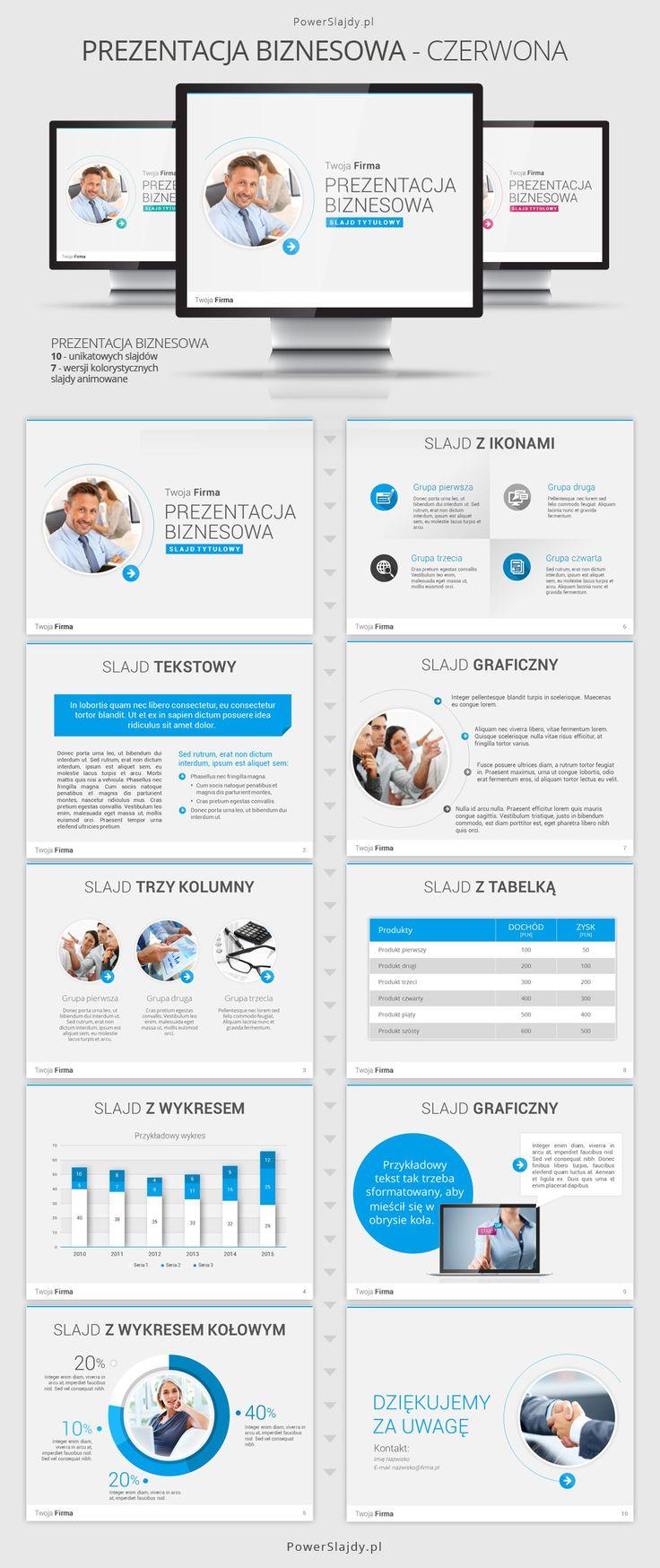 Prezentacja Biznesowa 2 w Power Point http://www.powerslajdy.pl/pl/p/Prezentacja-biznesowa-2/86