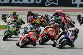 MotoGP has changed the dates of its final races of its 2014 calendar, switching the order of its Malaysia-Japan-Australia-triple header. RACER.com