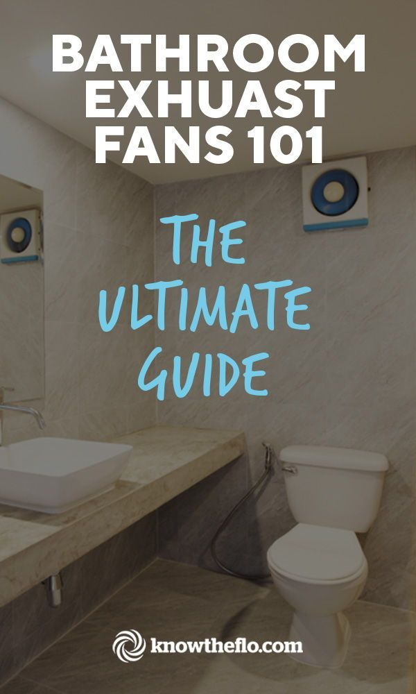 Best Bathroom Exhaust Fan Your Complete Guide 2020 Bathroom Exhaust Fan Amazing Bathrooms Home Comforts
