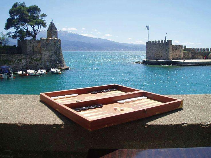 GREECE CHANNEL | Nafpaktos Greece