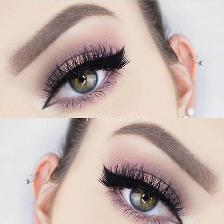"""""""@itsgenesys is a day dream in this whimsical look using the 35T palette. That winged liner is literally perfect and the @houseoflashes falsies are all we could ever want. #morphegirl"""" by @morphebrushes on Instagram http://ift.tt/1snw0B8"""