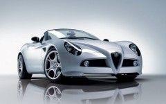 Alfa Romeo Car Concept