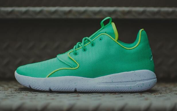 Gamma Green Is The New Color of The Latest Jordan Eclipse