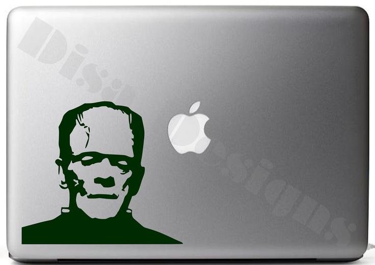 Frankenstein, Boris Karloff's Frankenstein inspired vinyl decal