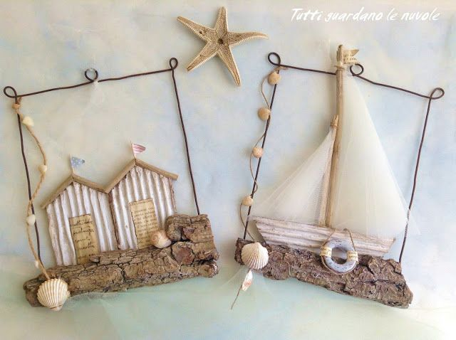 DIY these lovely summer decorations for your wall