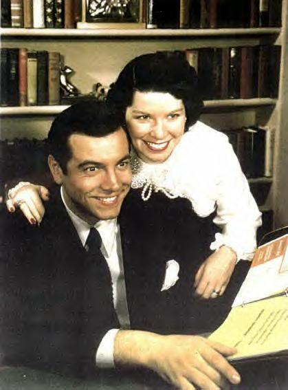 Mario and Betty Lanza