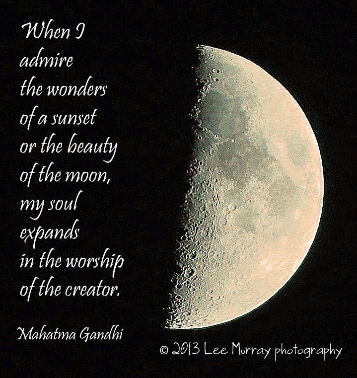 Moon quote