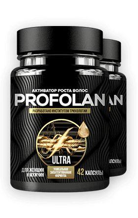 Profolan Ultra (Профолан) - активатор роста волос, избавит от облысения