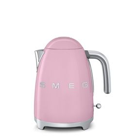 KLF01PKUK: Kettle Smeg designed in Italy, has functional characteristics of quality with a design that combines style and high technology. See it at www.smeguk.com