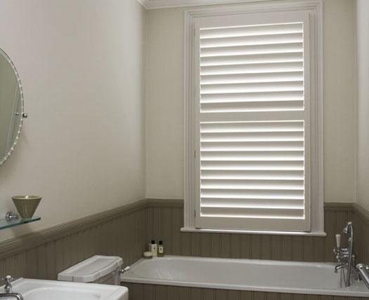 Bathroom Shutters New England Shutter Company Shutter