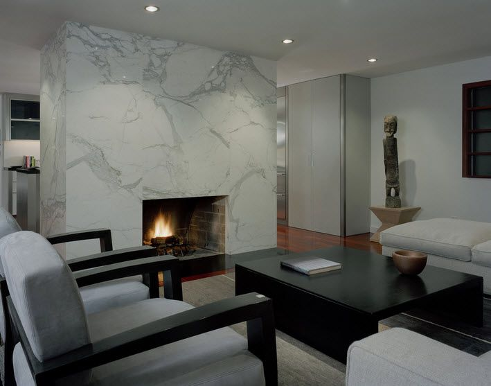 dwellings marveling marble marble fireplace