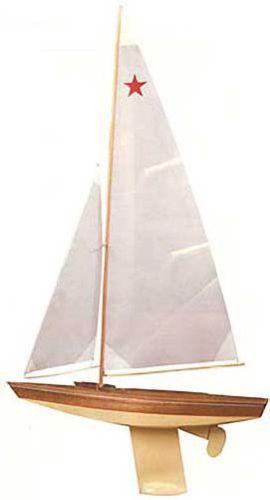 NEW-Dumas-Star-Class-Sailboat-Kit-30-1121