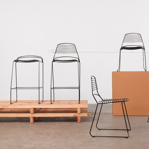 Outdoor Furniture   20 Great Pieces To Consider   Jak Chair Designed By  Justin Hutchinson   Made Bt Tait   DesignlibraryAU